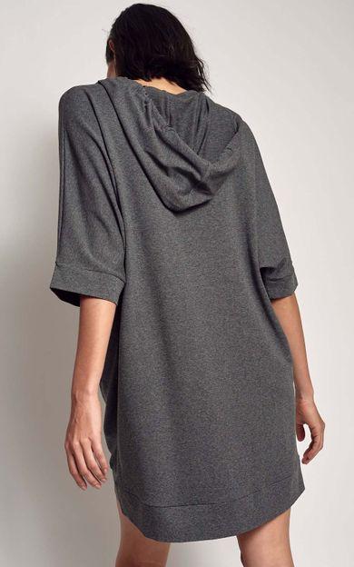vestido-moletinho-capuz-mescla-tamanho-PP-Costas