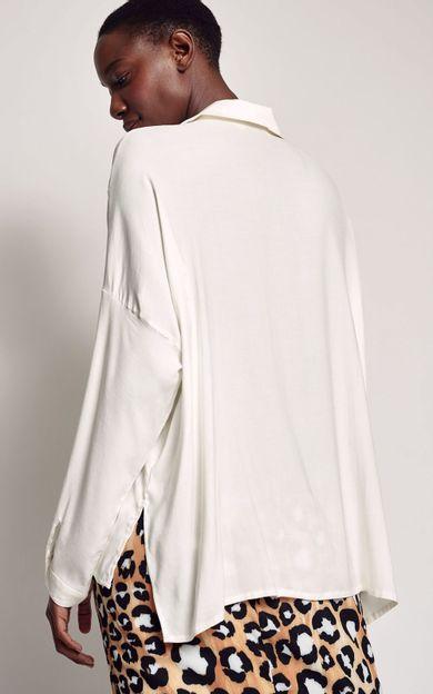 camisa-cava-deslocada-off-white-tamanho-G-Costas