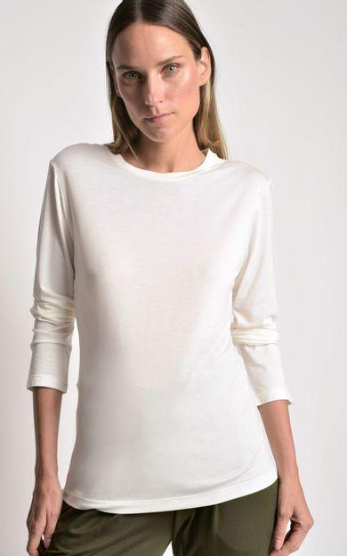 blusa-manga-longa-modal-off-white-tamanho-PP-Frente