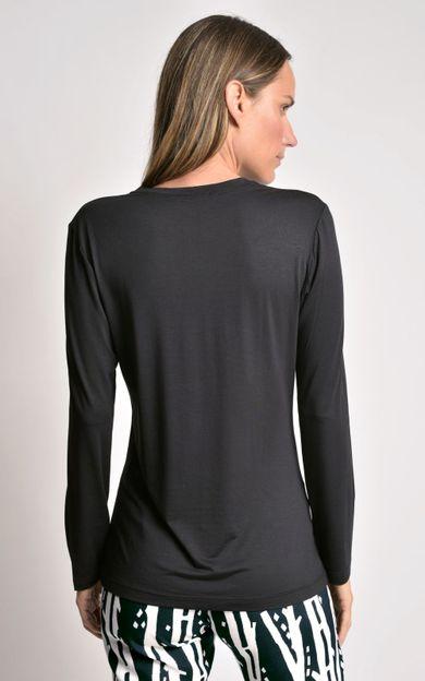 blusa-manga-longa-modal-preto-tamanho-PP-Costas