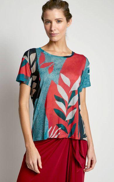 blusa-quadri-estampada-collage-tamanho-PP-Frente