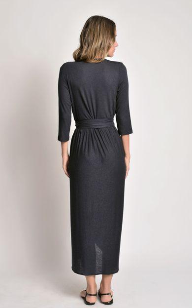 vestido-transpasse-malha-preto-tamanho-PP-Costas