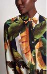 camisa-classica-estampada-bardot-tamanho-P-Frente2
