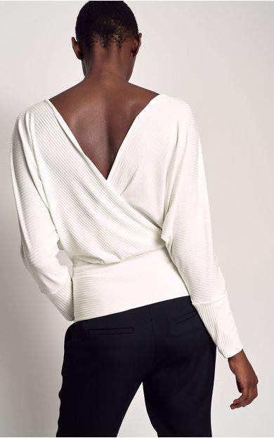 blusa-canelada-transpasse-off-white-tamanho-M-Costas