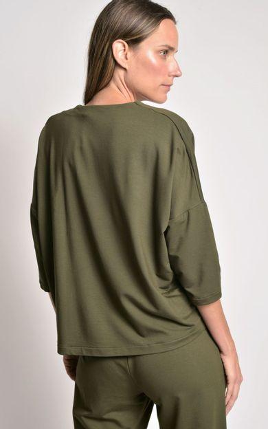blusa-transpasse-malha-verde-folha-tamanho-M-Costas