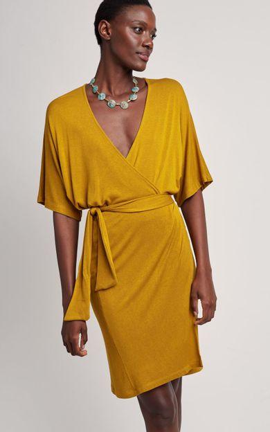 vestido-amarracao-lateral-sandalo-tamanho-P-Frente