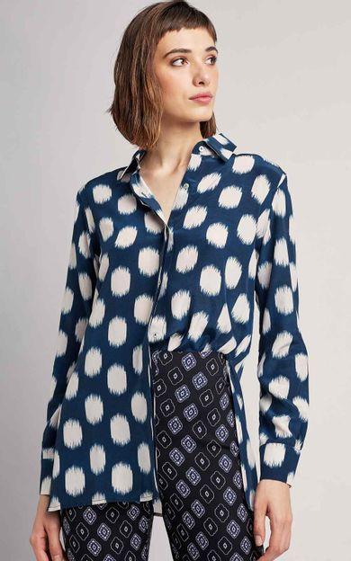 camisa-classica-seda-estampada-premium-asia-tamanho-PP-Frente