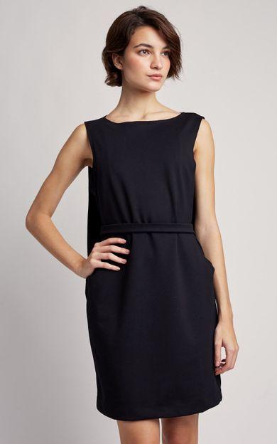 vestido-neo-preto-tamanho-P-Frente