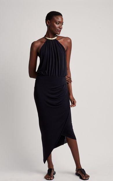 vestido-jersey-acessorio-premium-preto-tamanho-PP-Frente