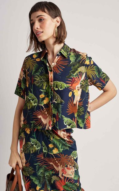 camisa-cropped-slim-brasilis-tamanho-P-Frente
