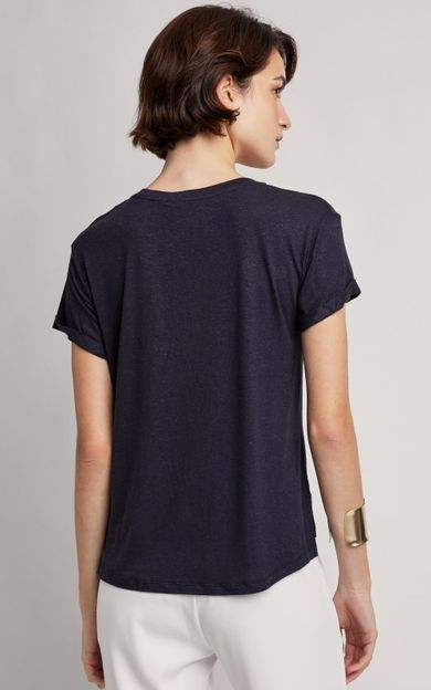 blusa-quadri-malha-preto-tamanho-PP-Costas