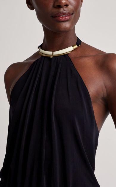 vestido-jersey-acessorio-premium-preto-tamanho-PP-Costas
