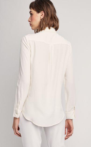 camisa-classica-seda-lisa-premium-off-white-tamanho-PP-Costas