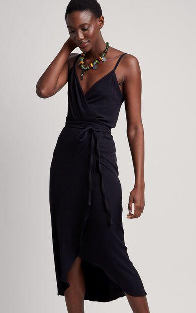 vestido-transpasse-rib-preto-tamanho-M-Frente