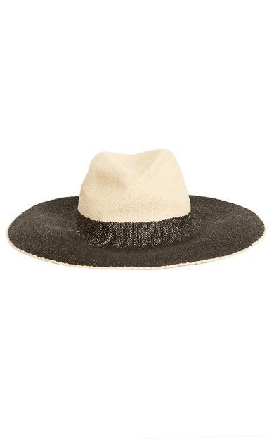 chapeu-bicolor-preto-tamanho-U-Frente