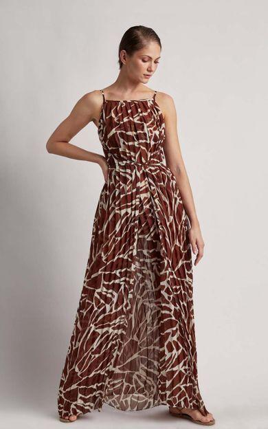 vestido-plissado-amarracao-girafa-tamanho-U-Frente