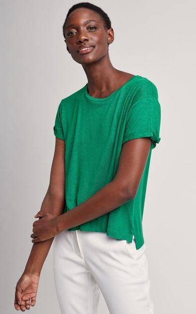 blusa-quadri-malha-verde-paraiso-tamanho-PP-Frente