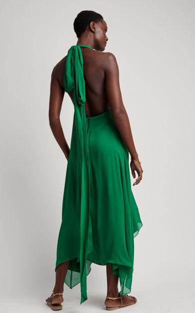 vestido-amplo-amarracoes-premium-verde-paraiso-tamanho-G-Costas