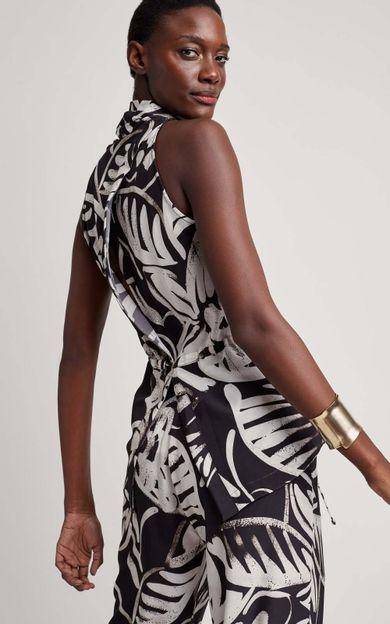 blusa-seda-transpasse-premium-tropico-tamanho-PP-Costas