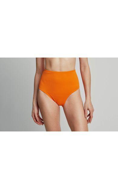 calca-hot-pants-textura-tangerina-tamanho-P-Frente