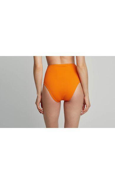 calca-hot-pants-textura-tangerina-tamanho-P-Costas