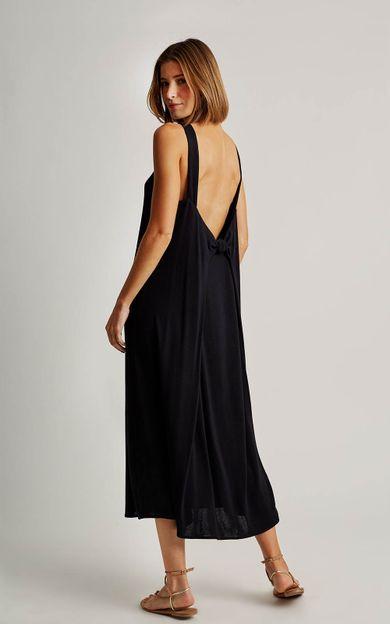vestido-malha-no-costas-preto-tamanho-PP-Costas