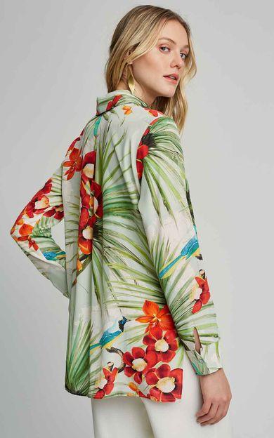 camisa-classica-seda-estampada-premium-mapa-tamanho-PP-Costas