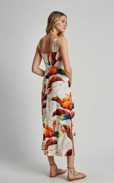 vestido-cinturado-fenda-terra-nova-tamanho-PP-Costas