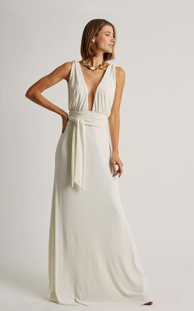 vestido-longo-chic-premiun-off-white-tamanho-PP-Frente