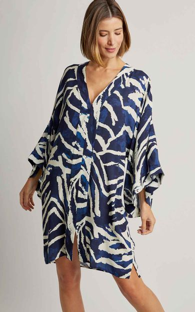 tunica-kimono-ampla-araguaia-tamanho-P-Frente