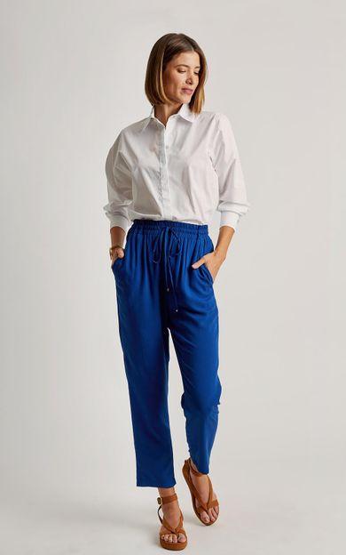 calca-cropped-elastico-lisa-azul-real-tamanho-PP-Frente
