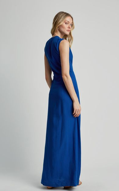 vestido-amarracao-frente-azul-real-tamanho-PP-Costas