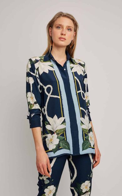 camisa-seda-classica-premium-nautica-tamanho-P-frente