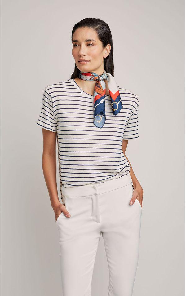 blusa-quadri-listras-listrado-tamanho-PP-frente