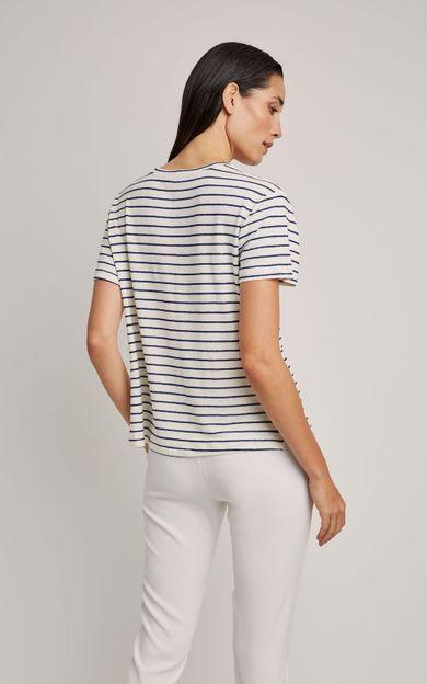 blusa-quadri-listras-listrado-tamanho-PP-costas