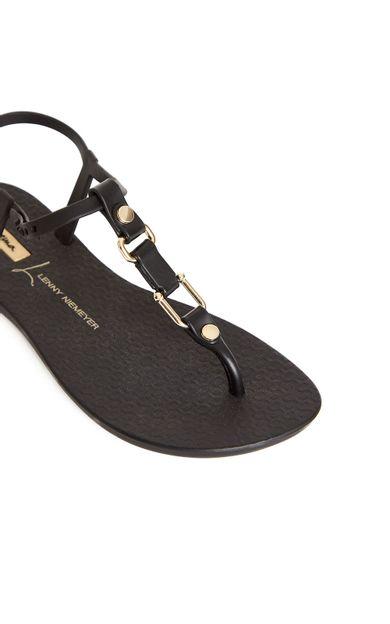 sandalia-mosquetao-preto-tamanho-34-Costas