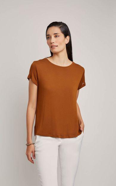 blusa-basica-malha-cobre-tamanho-PP-Frente