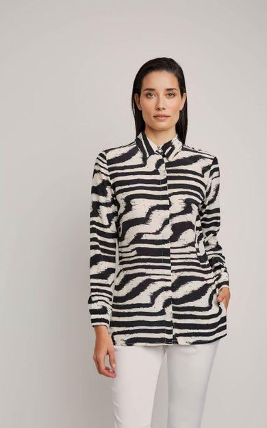 camisa-seda-classica-premium-cedro-tamanho-P-Frente