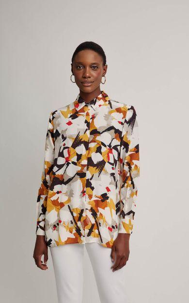 camisa-seda-classica-premium-lisse-tamanho-P-Frente