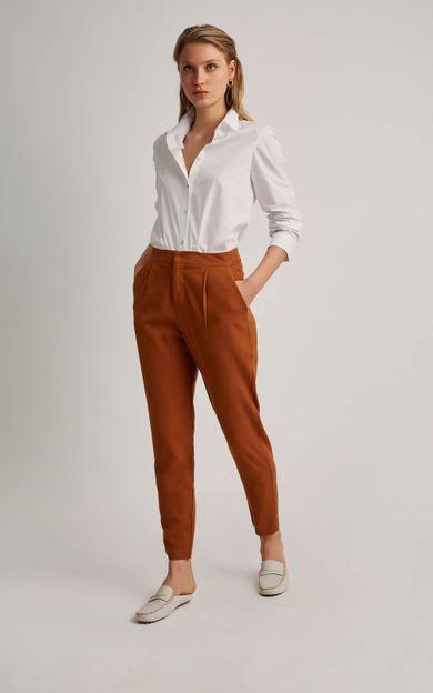 calca-classica-linho-cobre-tamanho-36-Frente