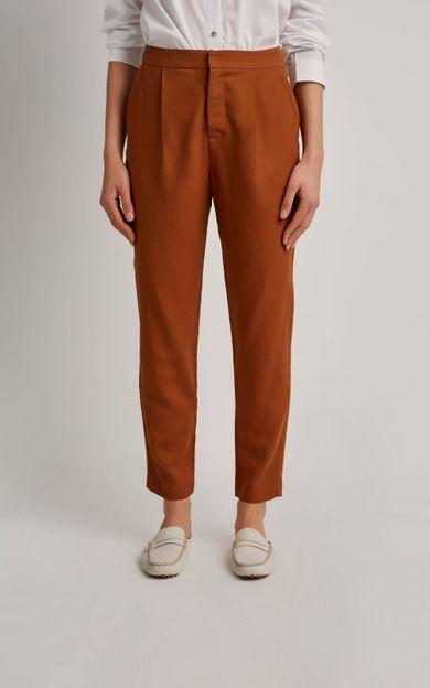 calca-classica-linho-cobre-tamanho-38-Costas